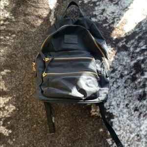 Black Marc Jacobs backpack